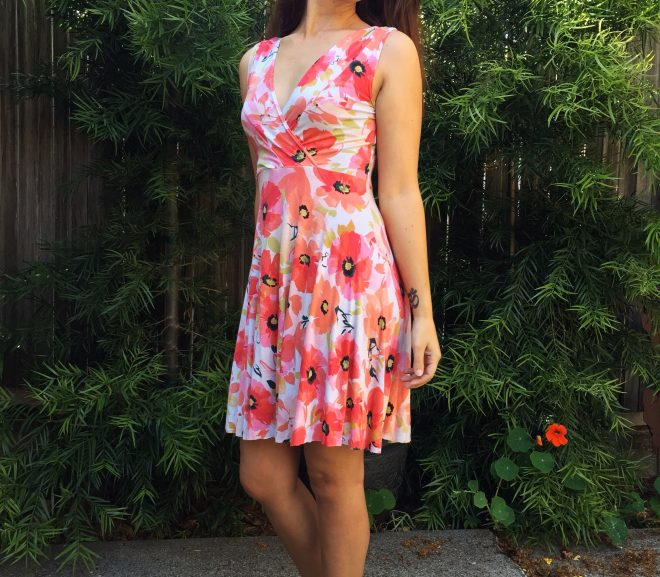 Floral Wren Dress
