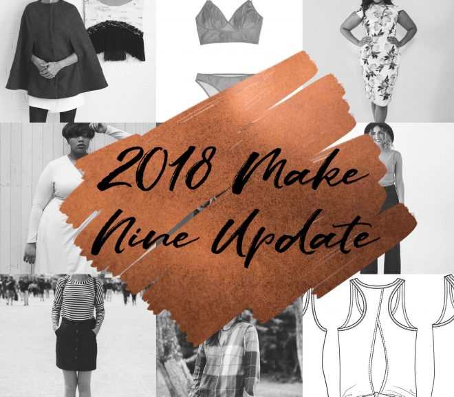 2018 Make Nine: Mid Year Update