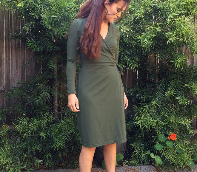 Seamwork Erica dress: A belated love