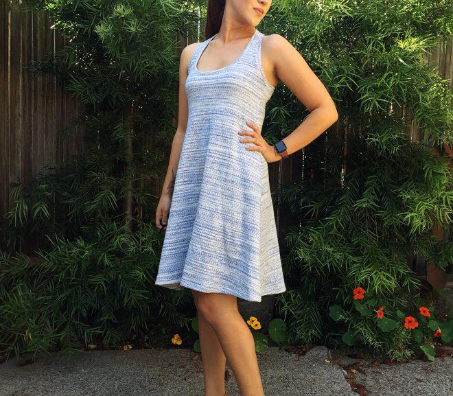 Rumi Dress: Adventures in accidental maternity wear