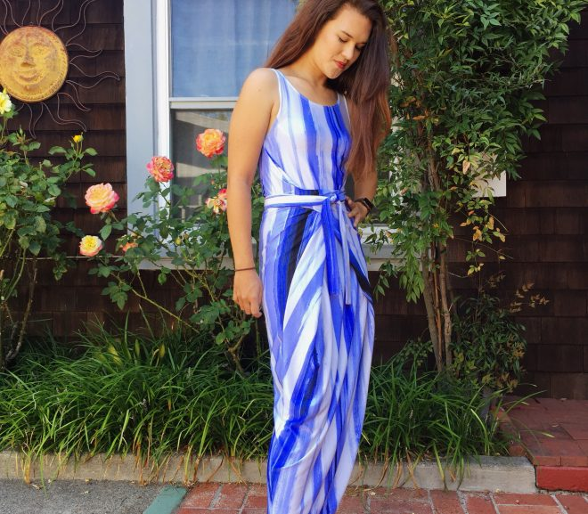 Unexpected: Kielo Wrap Dress
